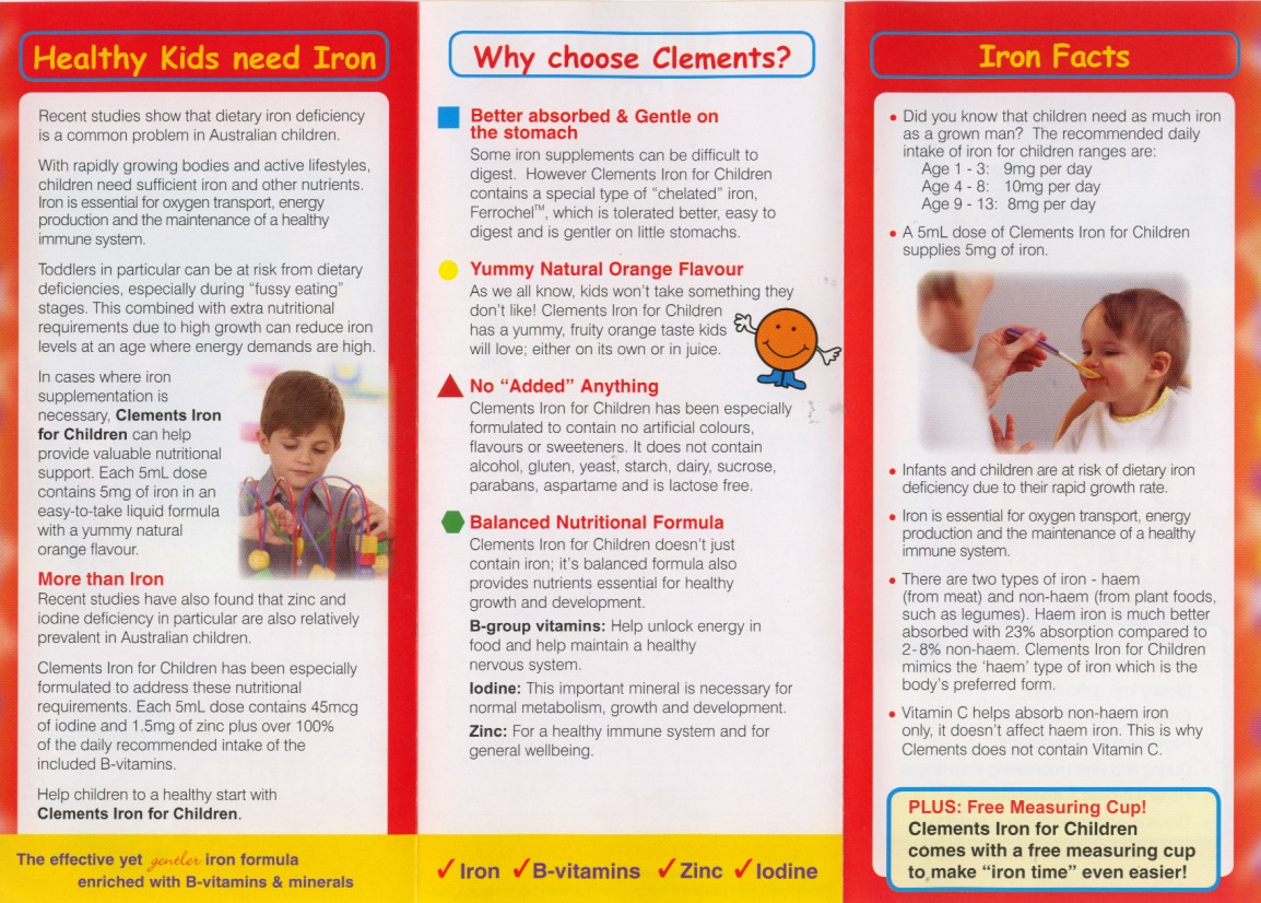 a leaflet example